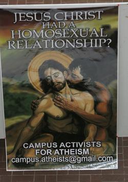 Jesus gay porn